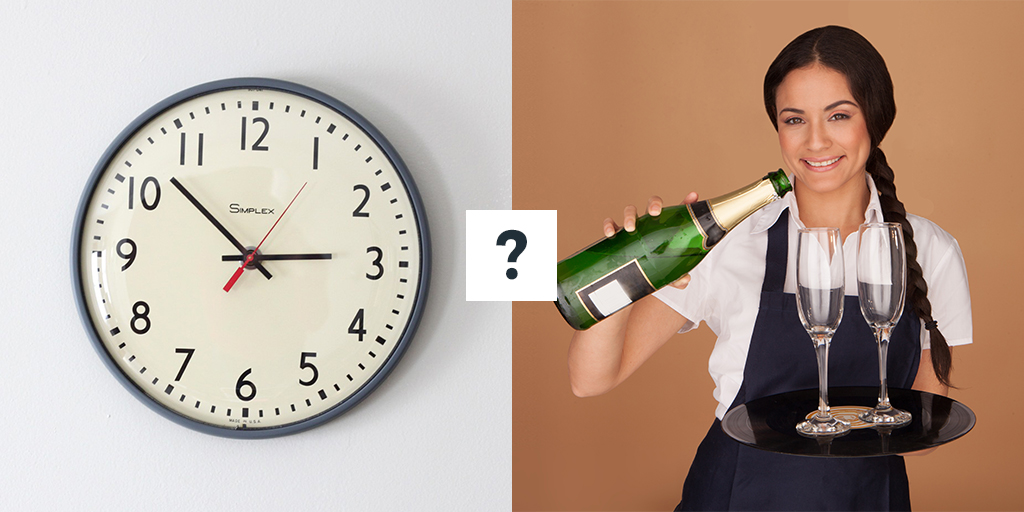 1_clock_champagne
