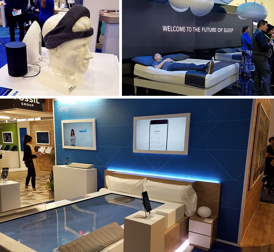 CES 2018 product trends