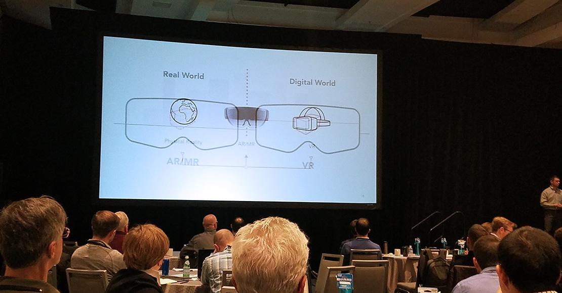 AR/VR in medical product design