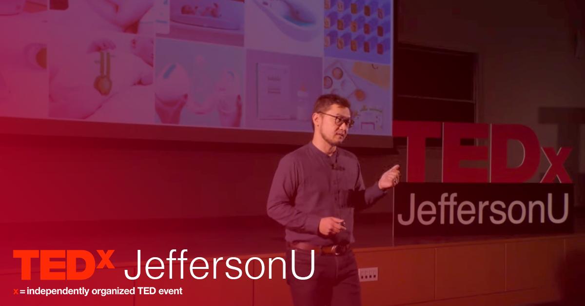 Ryan Chen at TEDxJeffersonU