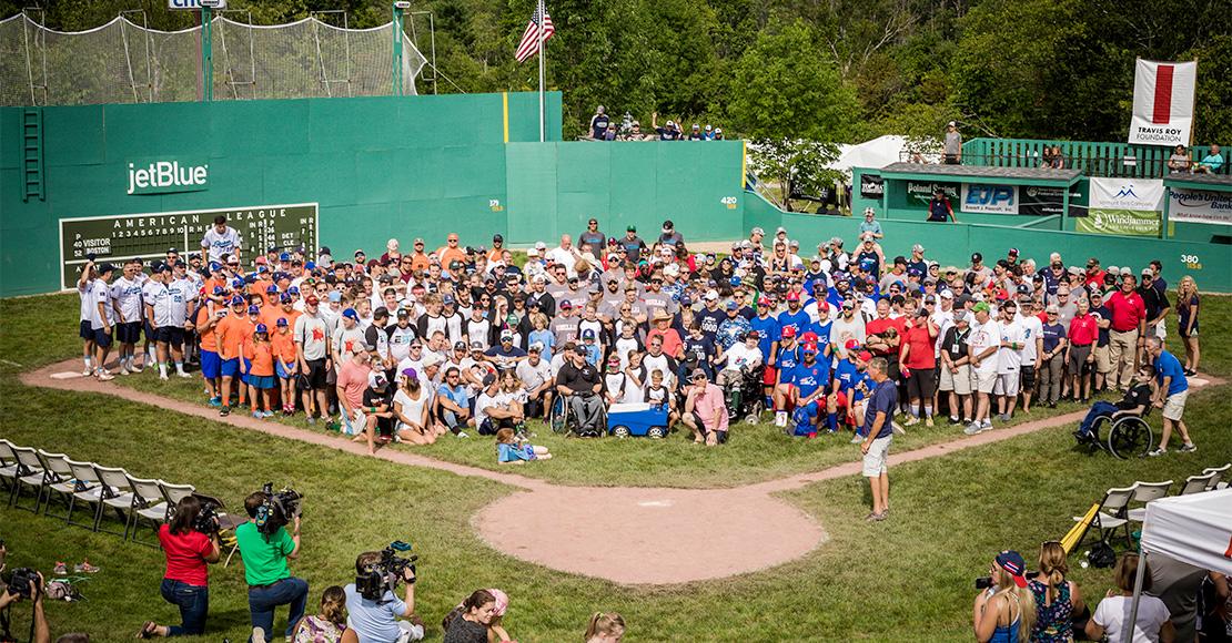 Travis Roy Foundation annual wiffleball fundraiser