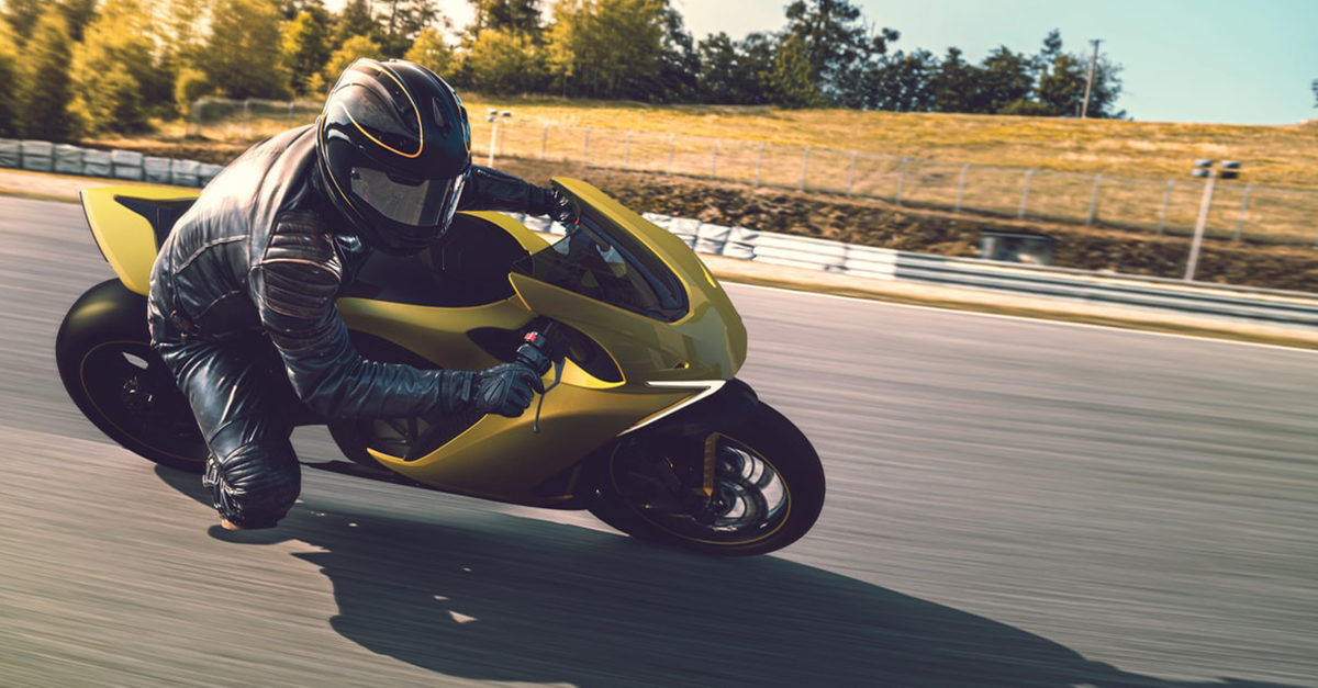 Damon's electric motorcycle, the Halo-Hypersport Pro, won an award at CES 2020.