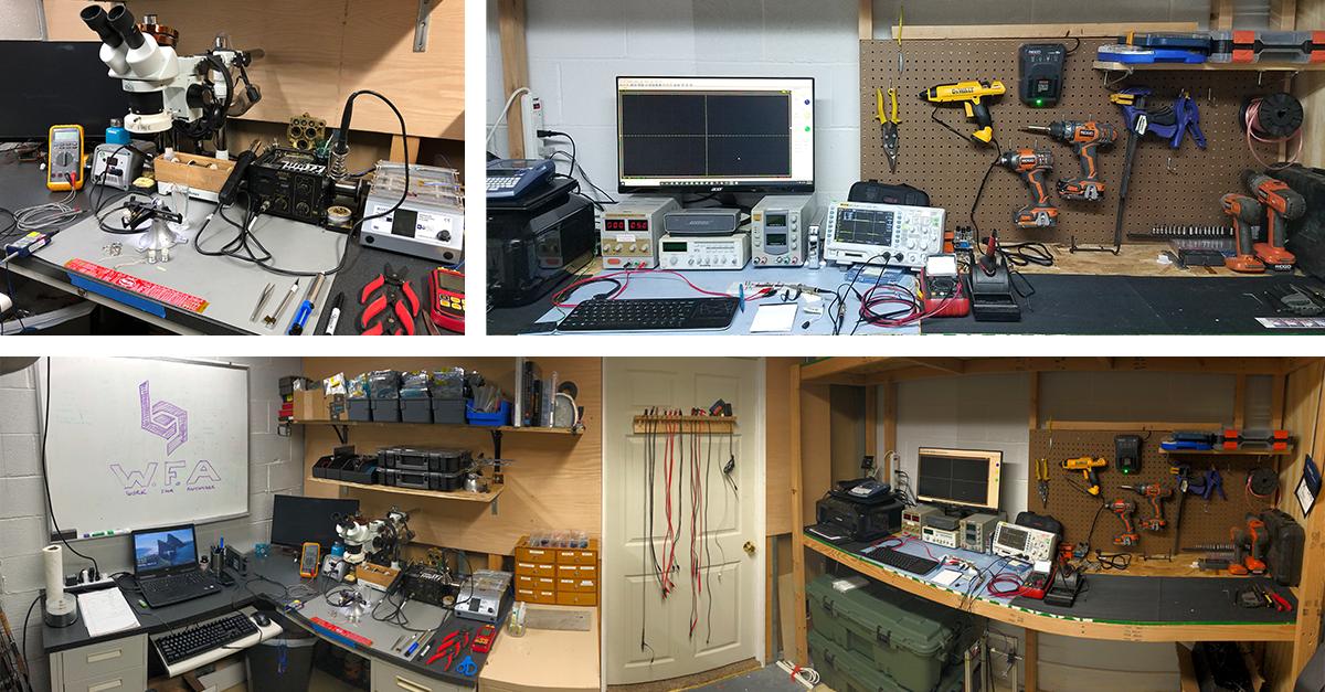 electrical engineering lab