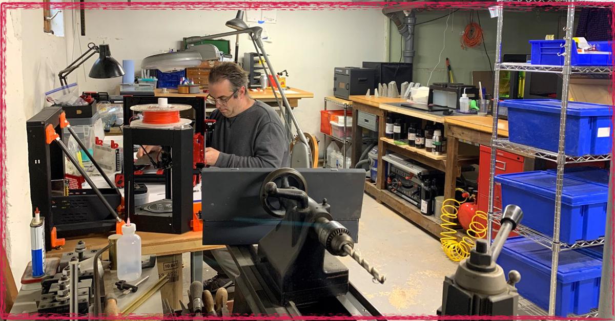 Bresslergroup's prototyping shop west